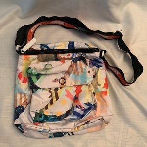 Lesportsac Artist residence Bag watercolor 12""
